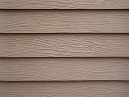 Siding close up
