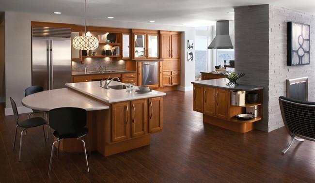 Kraftmaid Cabinets Leland Moore General Contractor